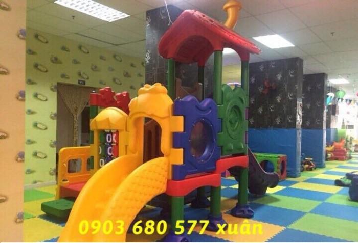 Cung cấp cầu trượt liên hoàn dành cho trẻ em mầm non4