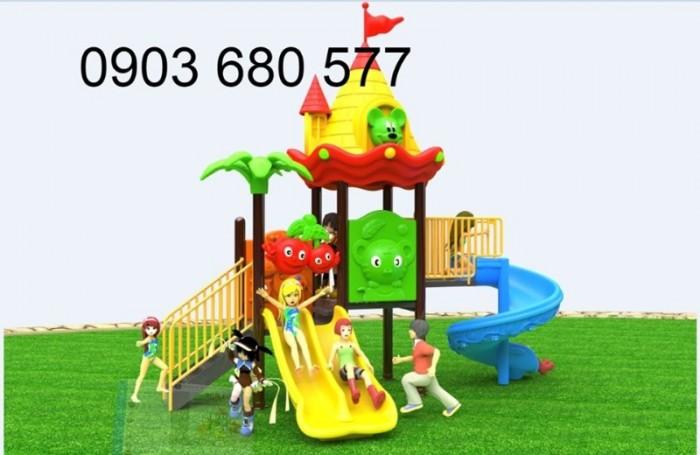 Cung cấp cầu trượt liên hoàn dành cho trẻ em mầm non5