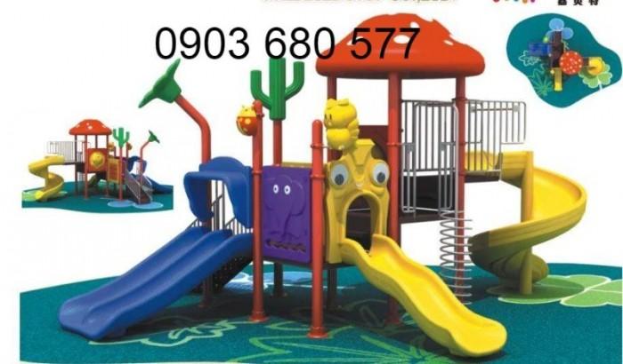 Cung cấp cầu trượt liên hoàn dành cho trẻ em mầm non9