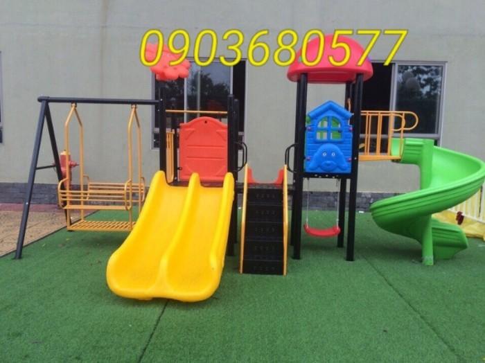 Cung cấp cầu trượt liên hoàn dành cho trẻ em mầm non17