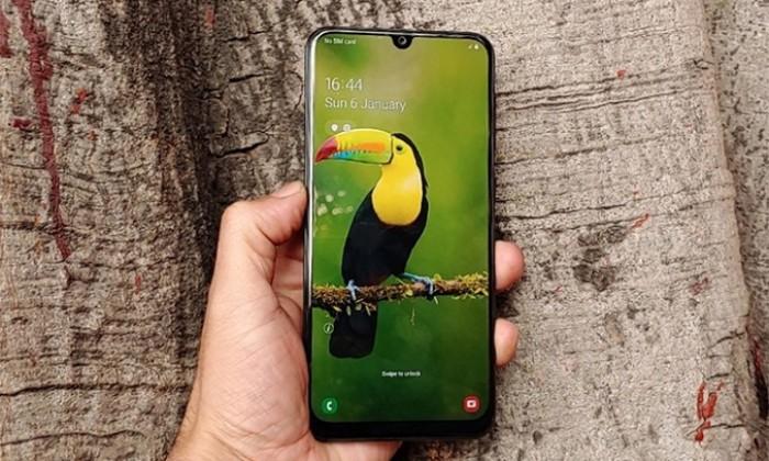 Samsung A30 chính hãng cty SSVN likenew0