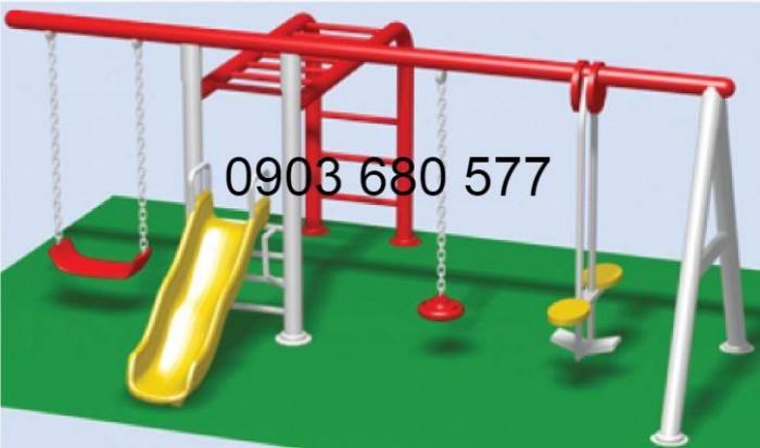 Chuyên bán xích đu trẻ em cho trường mầm non, công viên, sân chơi4
