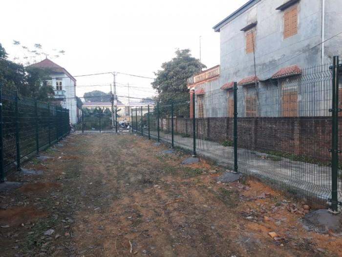 Hàng rào chấn sóng phi 4.5.6 mạ kẽm sơn tĩnh điện13