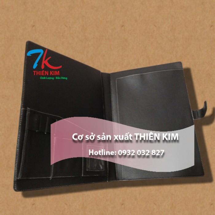 Địa chỉ sản xuất bìa đựng hồ sơ da, bìa còng, nơi sản xuất bìa da đựng thông tin,2