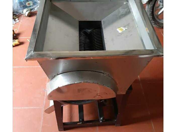 Máy cắt cá, thái cá, máy cắt cá mồi dành cho ngành thuỷ sản1