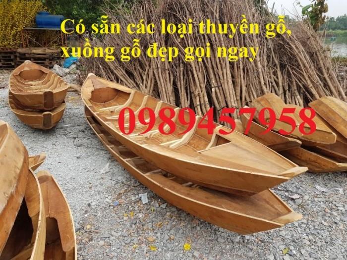 Sản xuất thuyền gỗ trang trí nhà hàng, xuồng gỗ quán cafe3