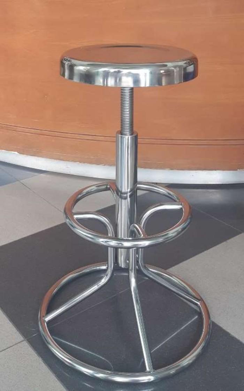 Ghế inox 304 dùng cho phòng thí nghiệm, phòng sạch4