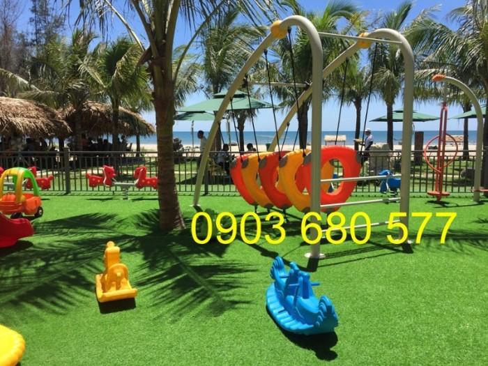 Chuyên nhận tư vấn, thiết kế và thi công khu vui chơi, công viên, sân chơi trẻ em1