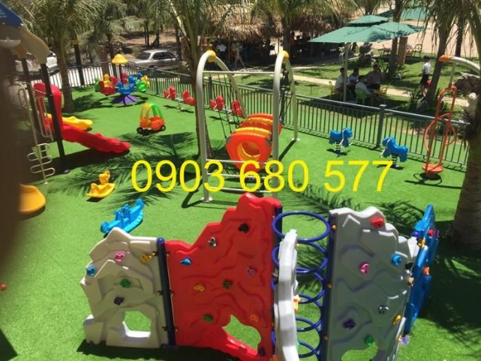 Chuyên nhận tư vấn, thiết kế và thi công khu vui chơi, công viên, sân chơi trẻ em3