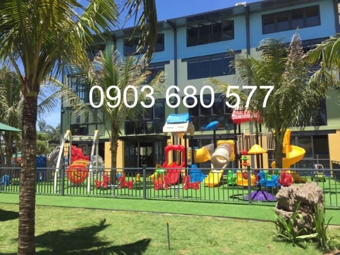 Chuyên nhận tư vấn, thiết kế và thi công khu vui chơi, công viên, sân chơi trẻ em2