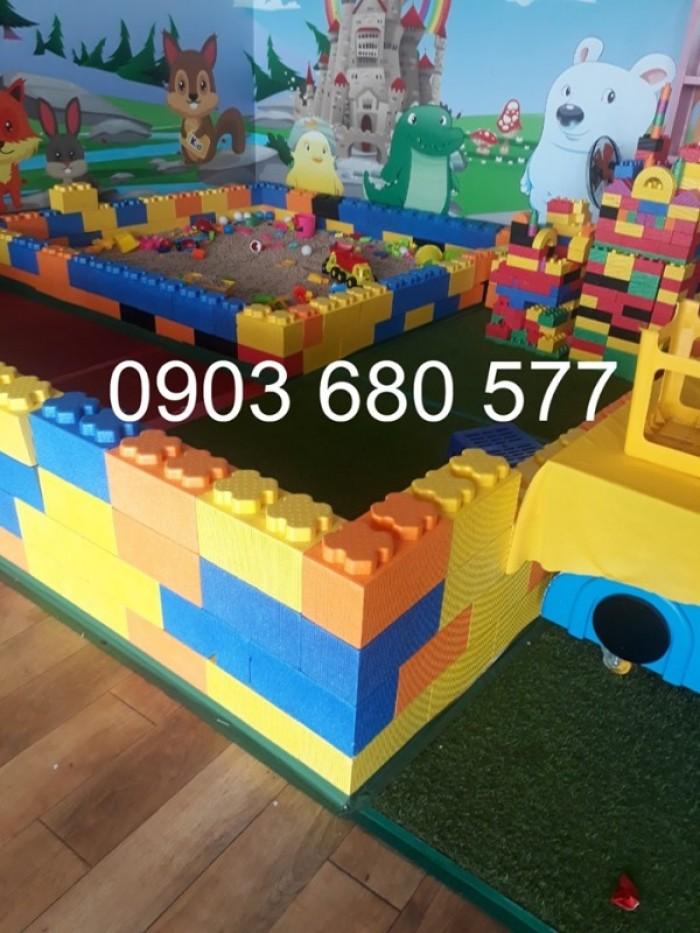 Chuyên nhận tư vấn, thiết kế và thi công khu vui chơi, công viên, sân chơi trẻ em10