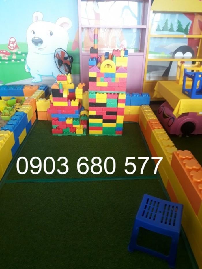 Chuyên nhận tư vấn, thiết kế và thi công khu vui chơi, công viên, sân chơi trẻ em8