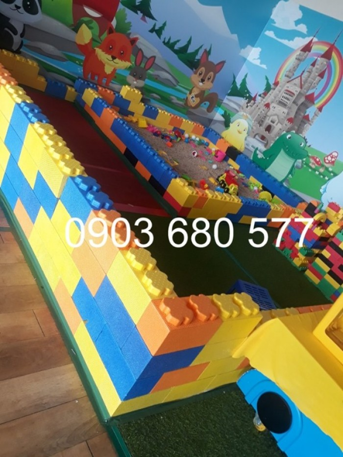 Chuyên nhận tư vấn, thiết kế và thi công khu vui chơi, công viên, sân chơi trẻ em9