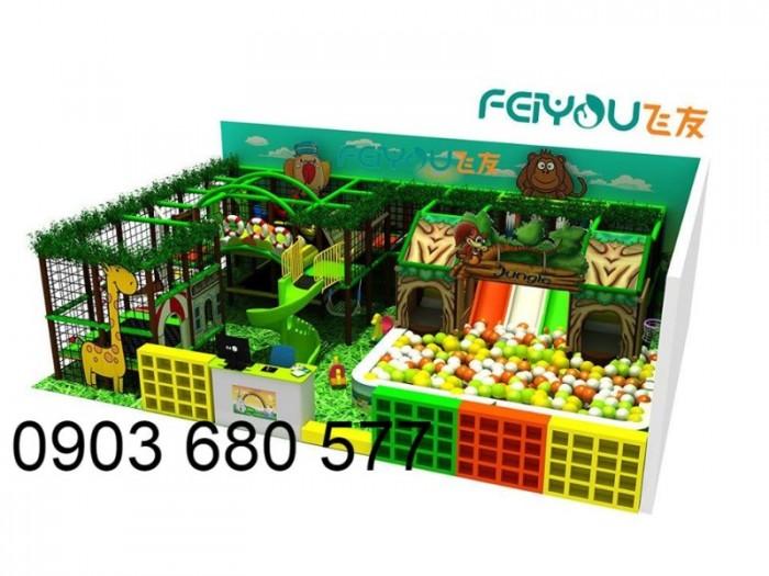 Chuyên nhận tư vấn, thiết kế và thi công khu vui chơi, công viên, sân chơi trẻ em24