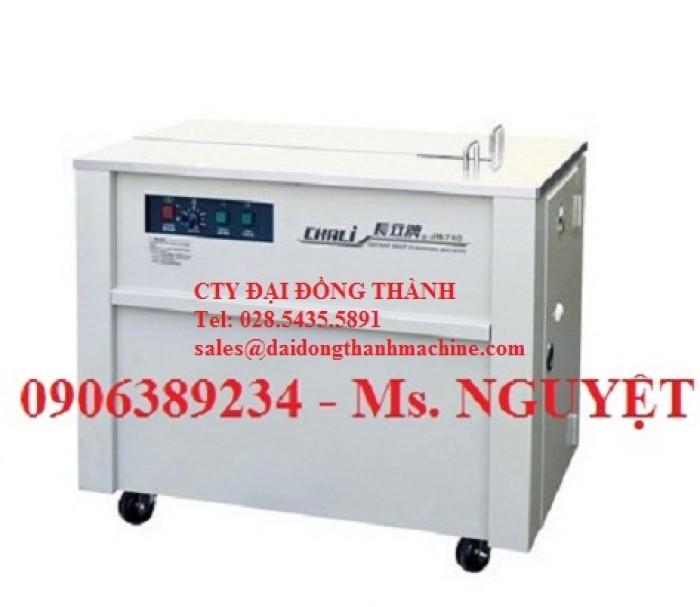Máy đai Niềng Thùng Carton Chaly JN 740 giá tốt