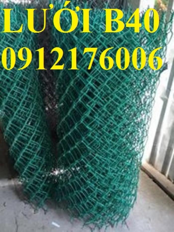Lưới B40 bọc nhựa hàng luôn sẵn kho9
