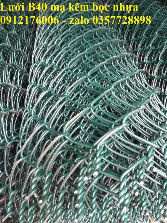 Lưới B40 bọc nhựa hàng luôn sẵn kho14
