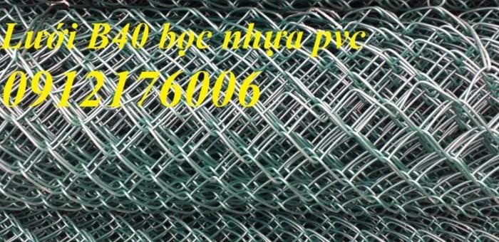 Lưới B40 bọc nhựa hàng luôn sẵn kho4
