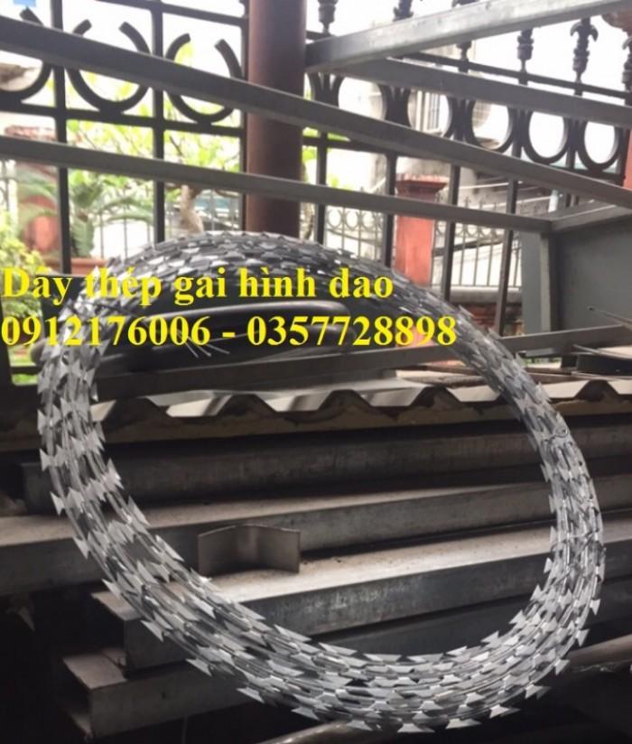 Hàng rào dây thép gai giá tốt nhất tại Hà Nội7