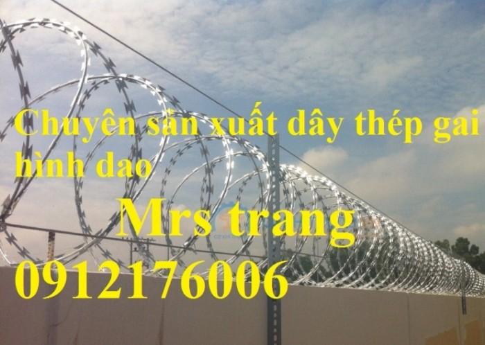 Hàng rào dây thép gai giá tốt nhất tại Hà Nội5