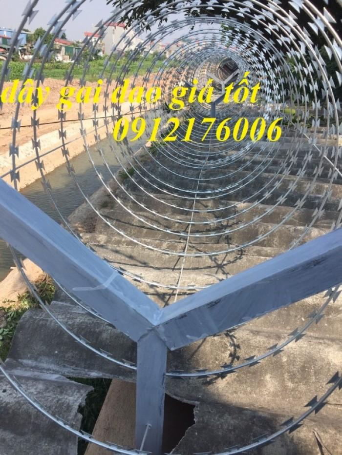 Hàng rào dây thép gai giá tốt nhất tại Hà Nội