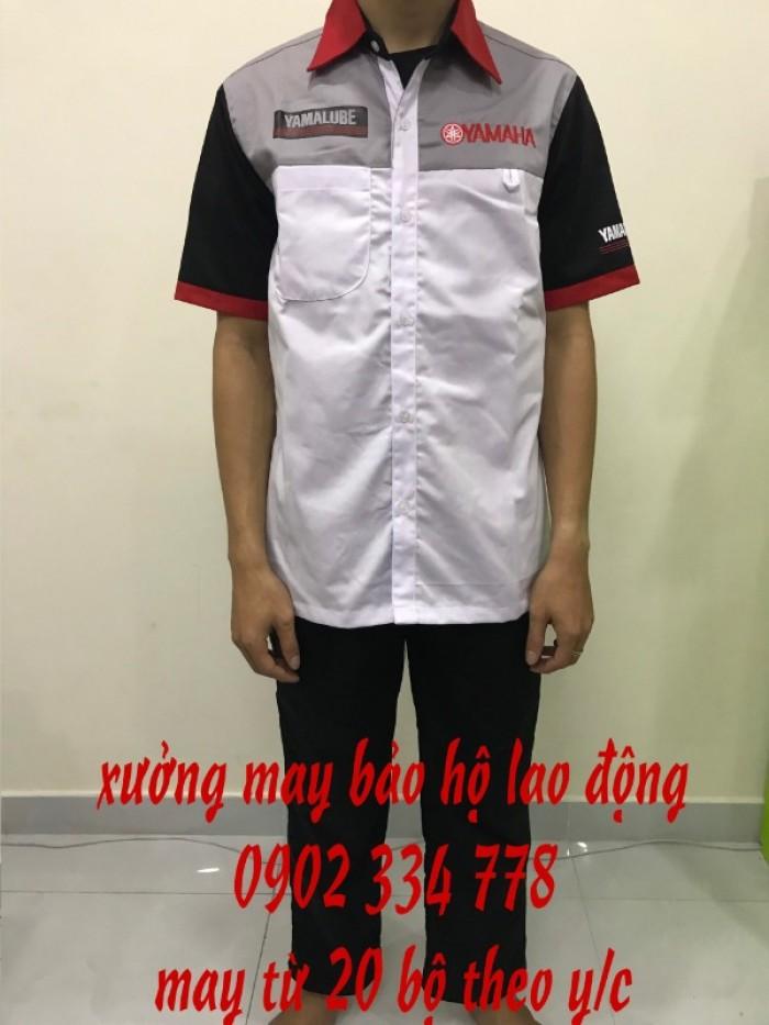 Sản xuất quần áo bảo hộ lao động giá rẻ TPHCM. Sản xuất áo bảo hộ lao động cho công nhân công trình.0