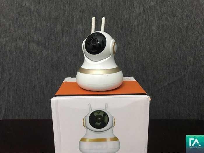 Camera IP/Wifi Googa 960P - chạy app Yoosee0