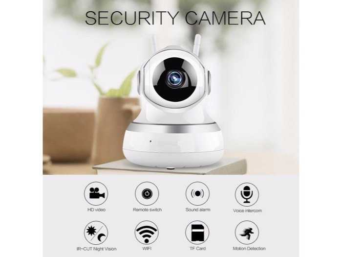 Camera IP/Wifi Googa 960P - chạy app Yoosee3