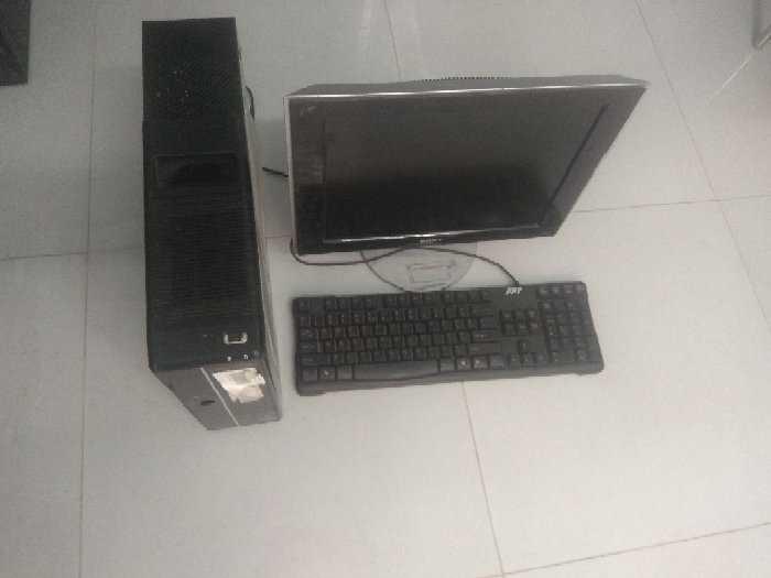 Bộ Máy Vi Tính, Ram 4Gb, HDD 320 Gb0