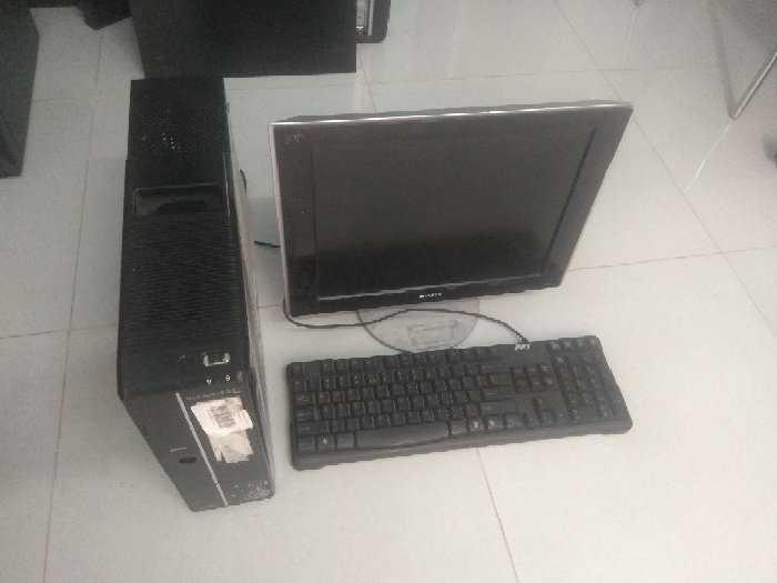 Bộ Máy Vi Tính, Ram 4Gb, HDD 320 Gb1