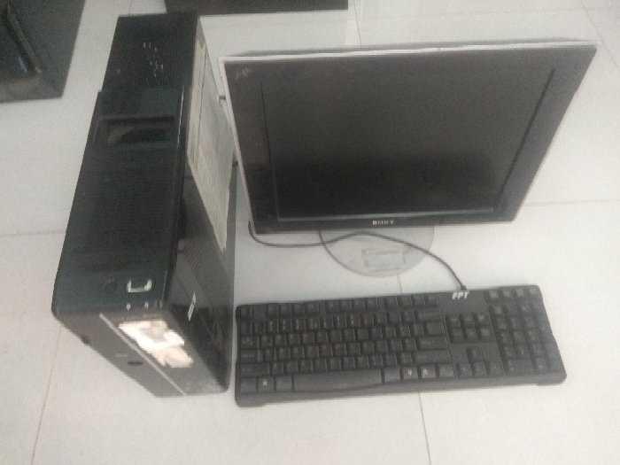 Bộ Máy Vi Tính, Ram 4Gb, HDD 320 Gb2