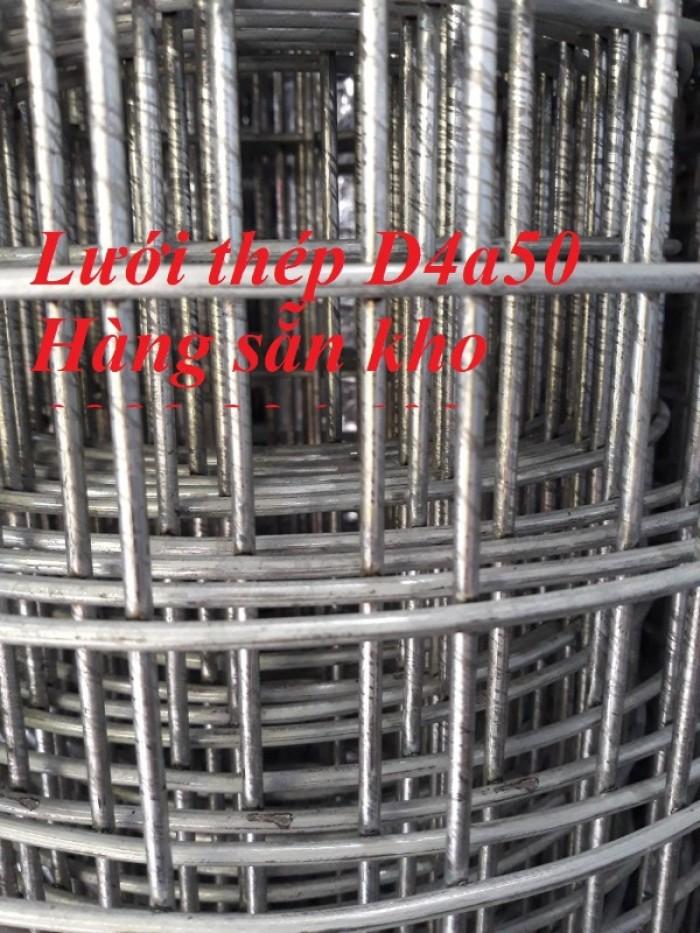 Mua lưới thép hàn D4a50x50 giá rẻ tại Hà Nội, hàng sẵn kho.