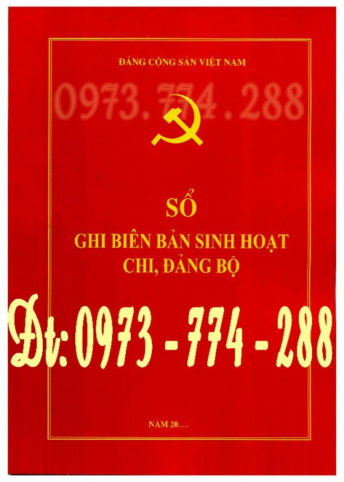 Sổ danh sách Đảng viên - Đảng Cộng Sản Việt Nam - Chi ủy - Chi bộ5