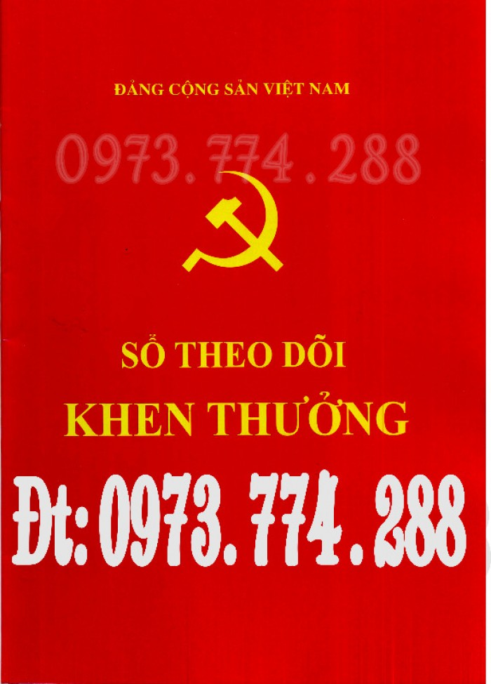 Sổ danh sách Đảng viên - Đảng Cộng Sản Việt Nam - Chi ủy - Chi bộ10