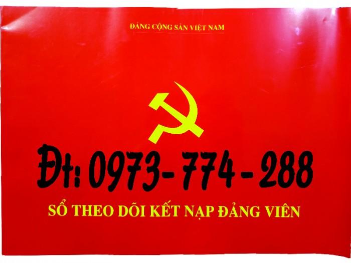 Sổ danh sách Đảng viên - Đảng Cộng Sản Việt Nam - Chi ủy - Chi bộ11