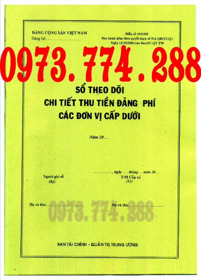 Sổ danh sách Đảng viên - Đảng Cộng Sản Việt Nam - Chi ủy - Chi bộ19