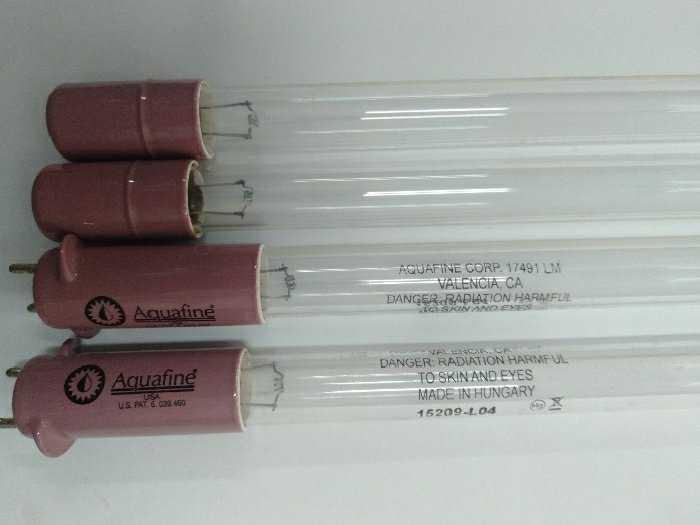 Đèn UV P/N:3084 - USA Aquafine3