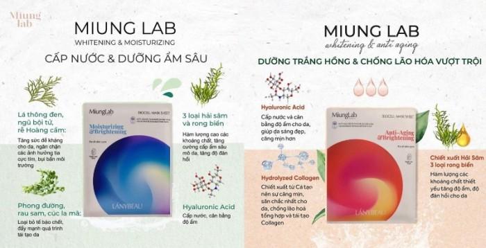 Mặt Nạ Miung Lab Hàn Quốc - Lány Beau2