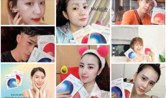 Mặt Nạ Miung Lab Hàn Quốc - Lány Beau3