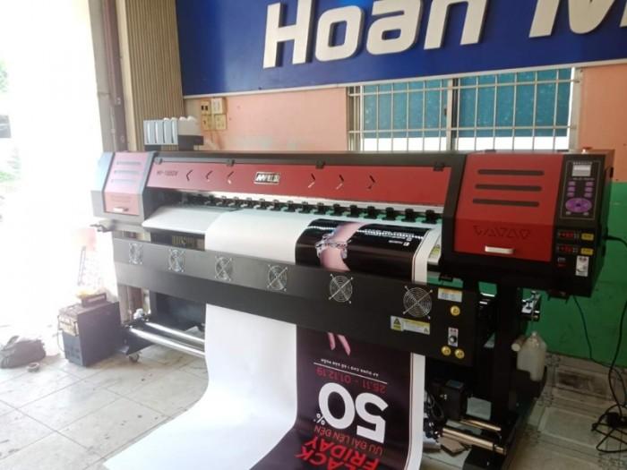 Nhà cung cấp Máy in HongYing 1m85 - Máy in PP, decal giá rẻ