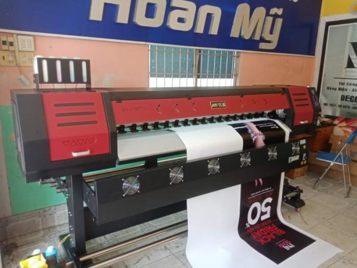 Phân phối Máy in HongYing 1m85 - Máy in PP, decal giá rẻ