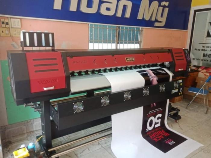 Nhà cung cấp chính hãng Máy in HongYing 1m85 - Máy in PP, decal giá rẻ