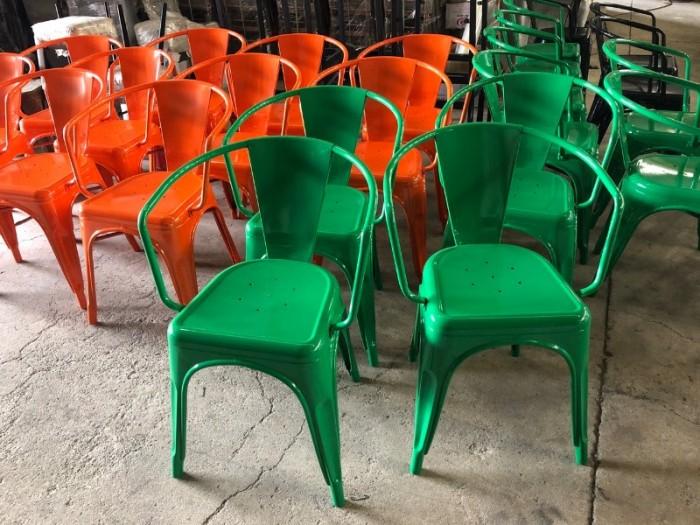 Ghế tolix nhiều màu giá rẻ..1