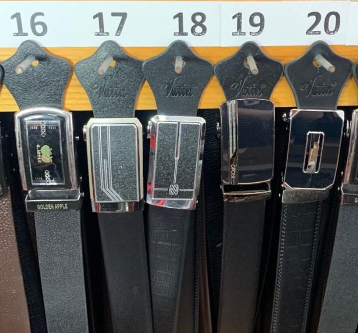 Bỏ sỉ dây nịt số lượng lớn - Cung cấp dây nịt phong phú - Ảnh: 9