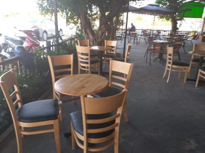 Ghế gỗ cafê giá sỉ..1