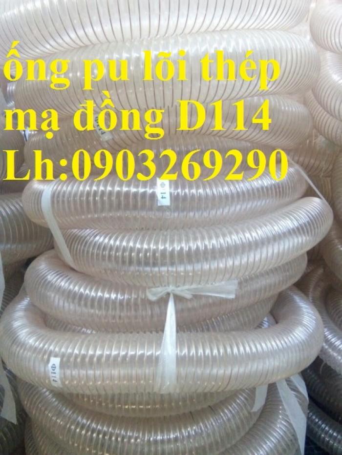 Sale cuối năm ống ruột gà lõi thép mạ đồng - chụi nhiệt - khí - áp suất -D40,D50,D60,D76,D90.D100.D120.D150,D2003