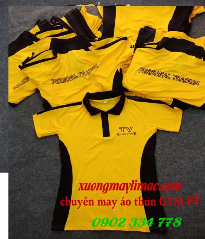 Công ty may đồng phục uy tín, đẹp giá rẻ nhất TPHCM. Chuyên thiết kế, in logo, may đồng phục công ty, trường học3