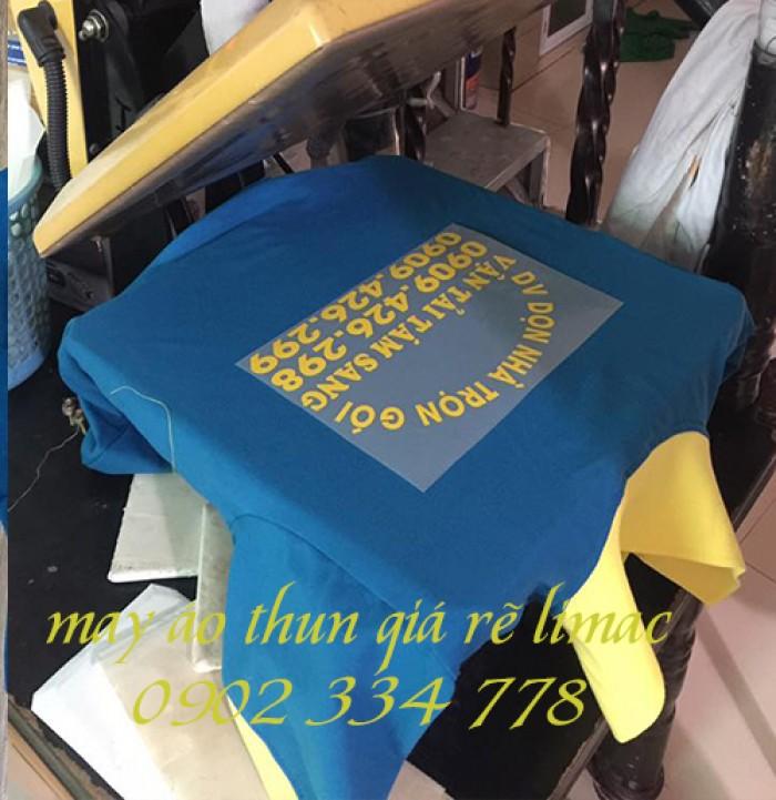Xưởng sản xuất, chuyên áo thun đồng phục công ty, form chuẩn, may kỹ, in lụa, thêu vi tính1