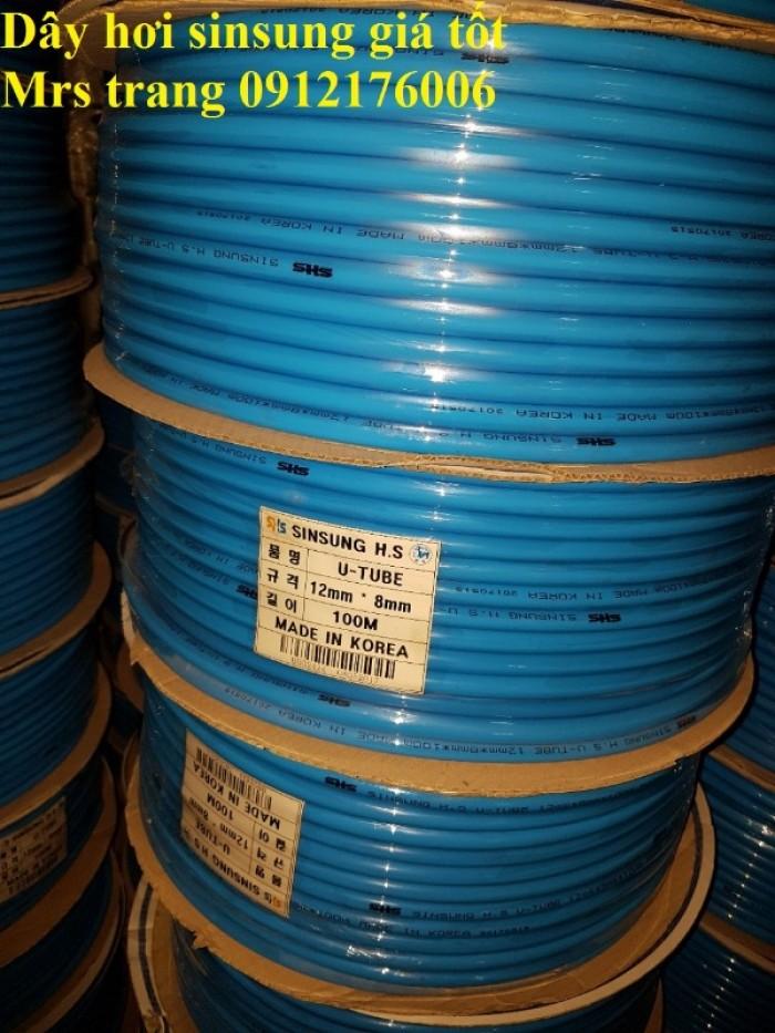Dây hơi PONA HOSE F9.5mm-100m giá tốt tại Hà Nội11