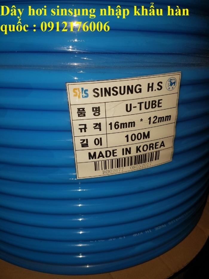 Dây hơi PONA HOSE F9.5mm-100m giá tốt tại Hà Nội12